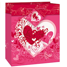Bolsa San Valentín