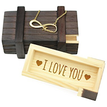 San Valentín caja mágica