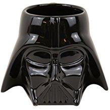 taza friki star wars Darth Vader