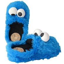 zapatillas monstruo de las galletas
